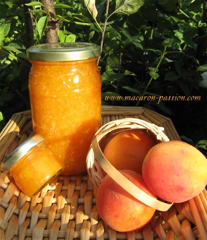 Confiture abricot C