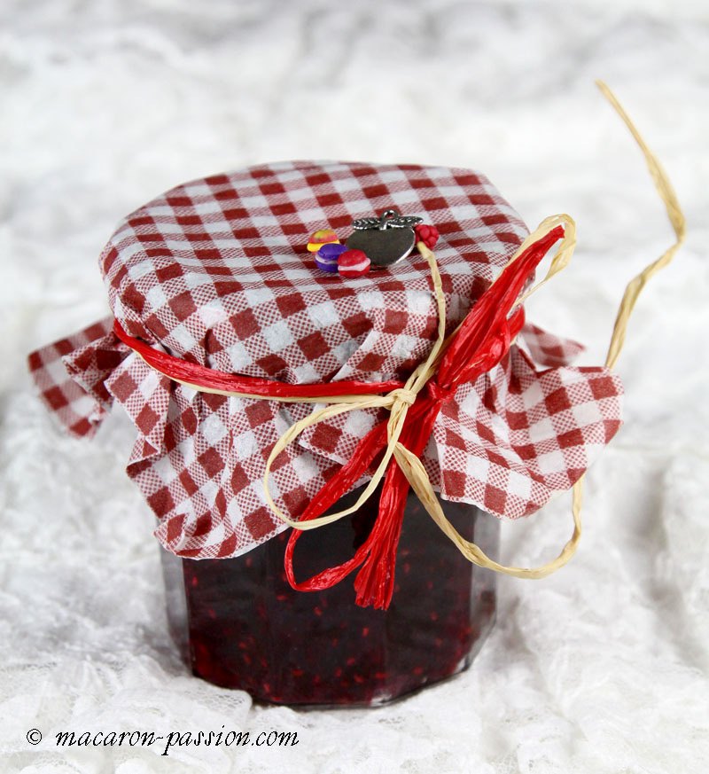 confiture framboise cassis et pomme macaron recettes formation cours. Black Bedroom Furniture Sets. Home Design Ideas