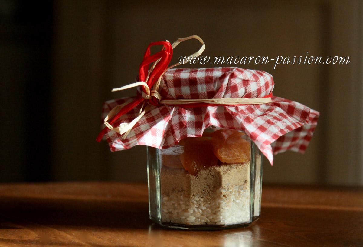 pot gateau riz abricots C