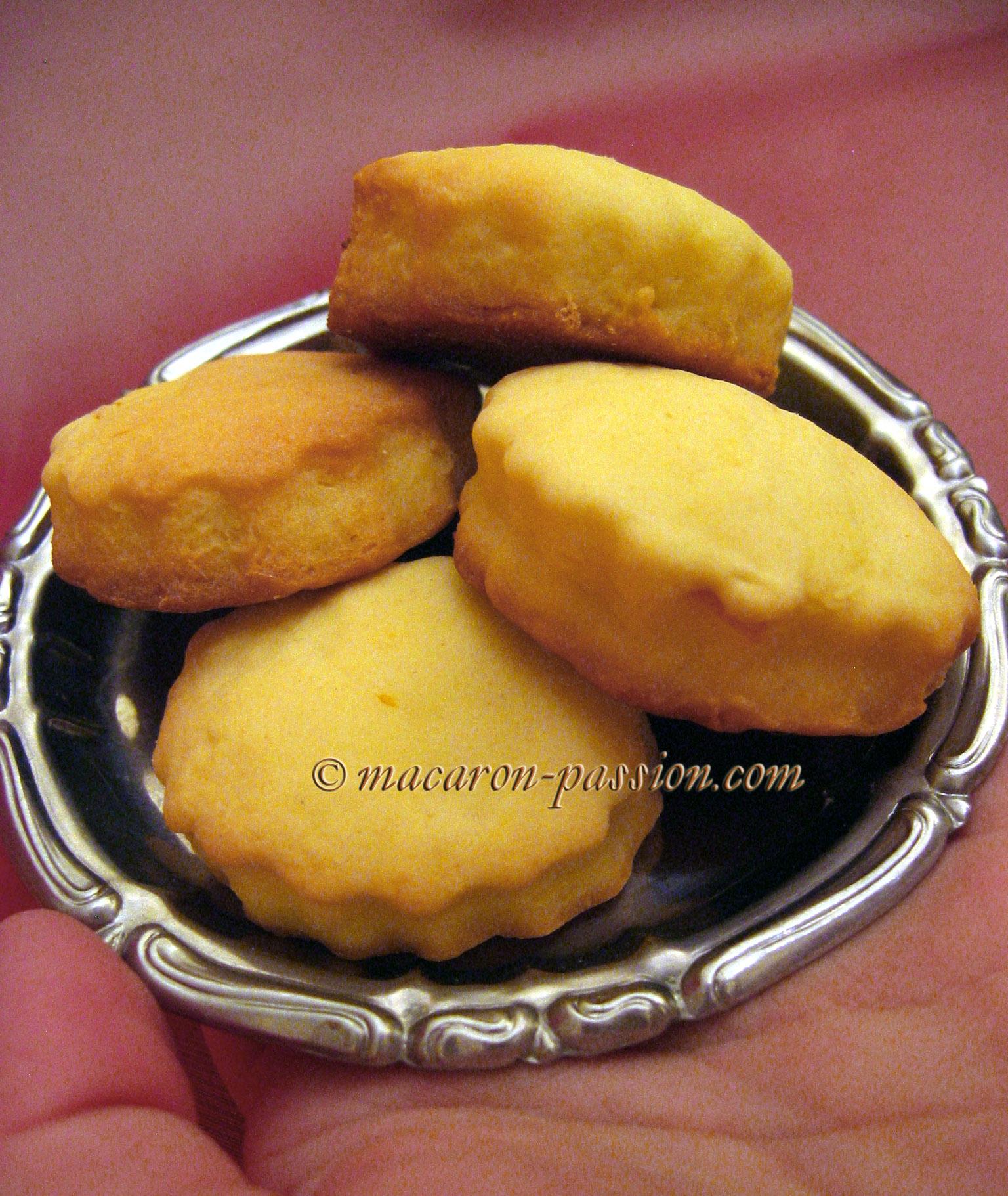 biscuits jus orange