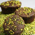 Gâteau moelleux chocolat pistache