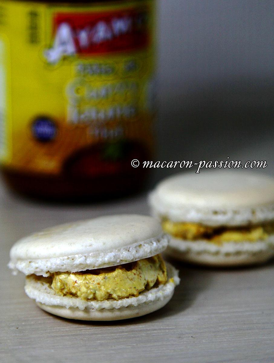macaron p 226 te de curry jaune macaron recettes formation cours